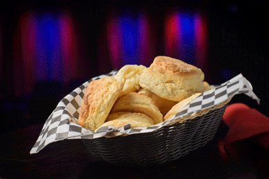 Basket of Biscuits