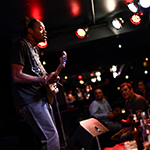 Up Close with Eric Gales